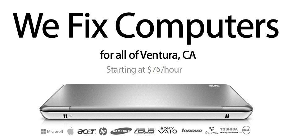 computer repair ventura ca